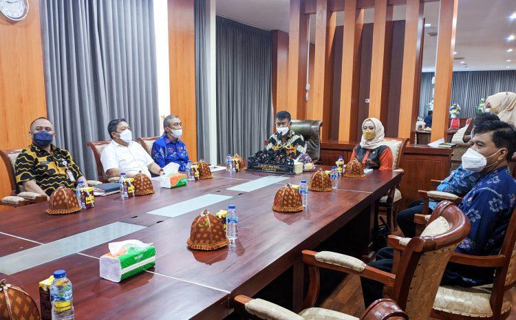 Gubernur Sulteng Buka Secara Resmi Sosialisasi ASN Corporate University Provinsi Sulteng dan Launching Smart Class ASN Belajar.