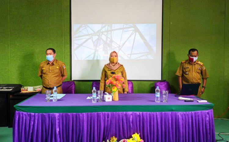 Diskominfo Sulteng Gelar Workshop Literasi Media : Layanan Informasi Publik dan Pengelolaan Aduan Masyarakat.