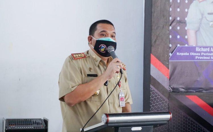 "Disperindag Sulteng : Launching Tenant Produk IBTI ""Maleo Techno Center"" Tahun 2021"